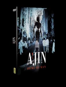 3D Ajin DVD